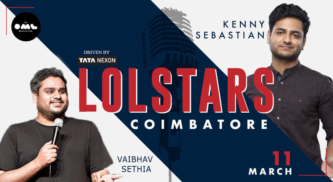 LOLStars ft Kenny Sebastian & Vaibhav Sethia