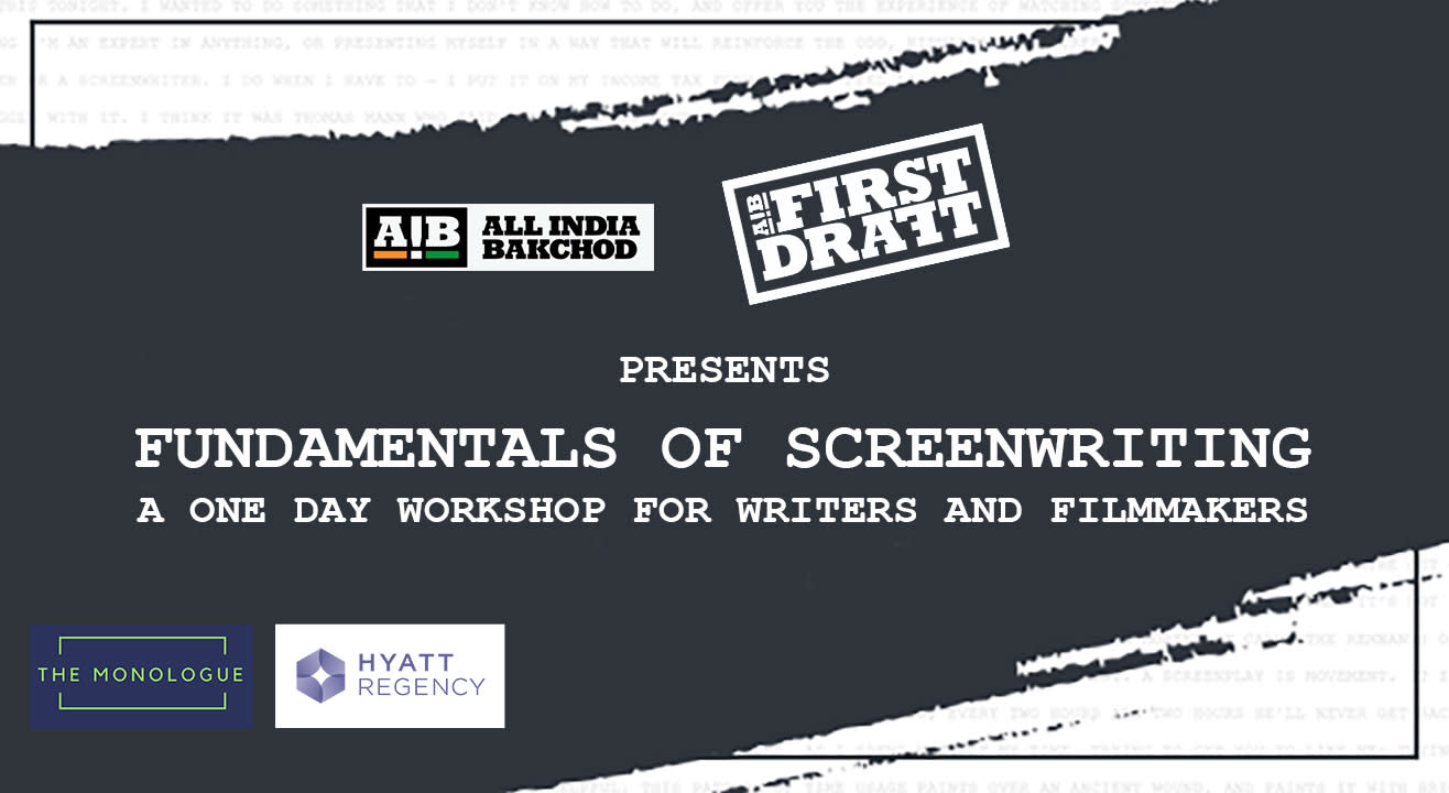 Fundamentals of Screenwriting
