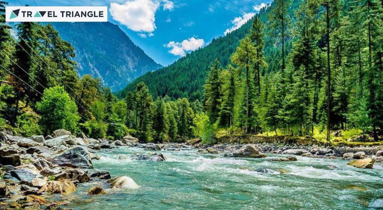 Visit Kasol with Travel Triangle