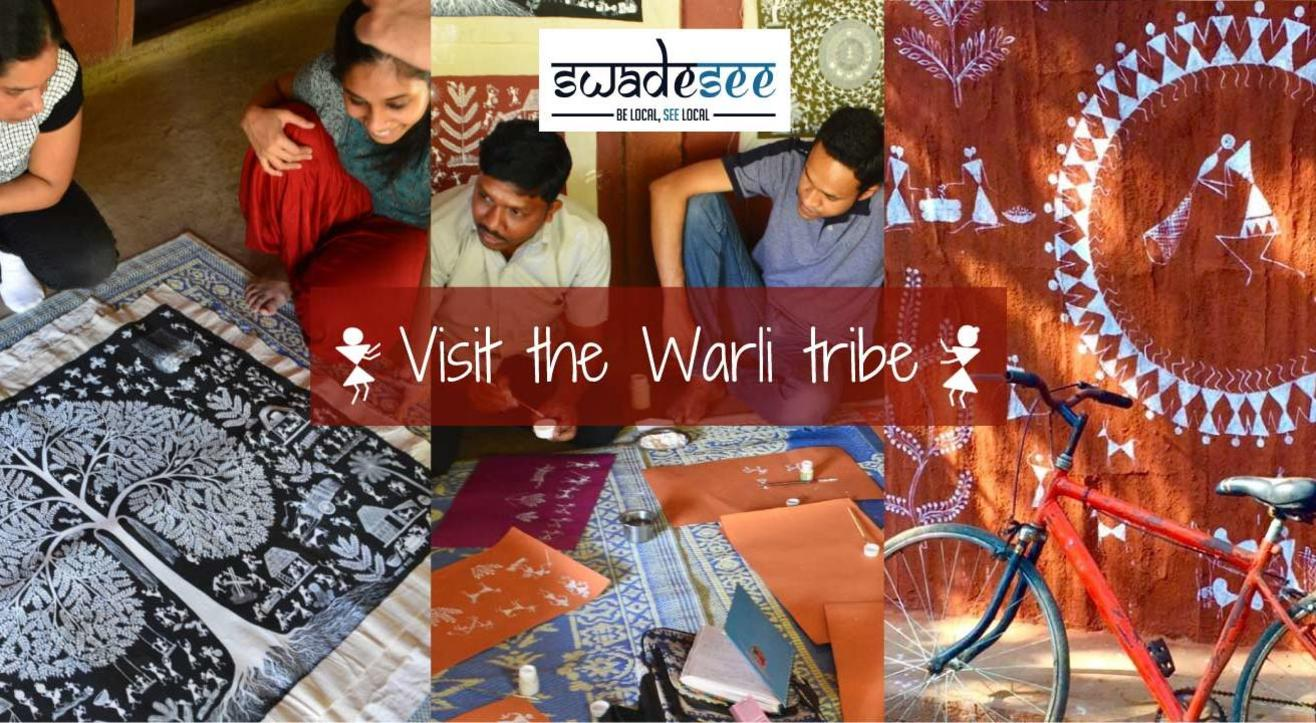 Visit the Warli Tribe