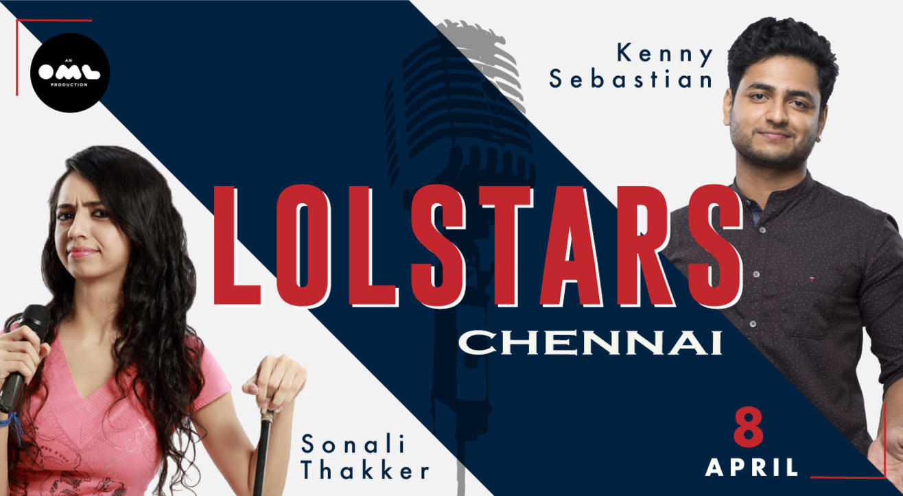 LOLStars ft Kenny Sebastian and Sonali Thakker