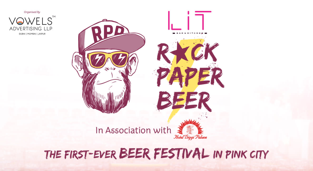 Rock Paper Beer Mar'18
