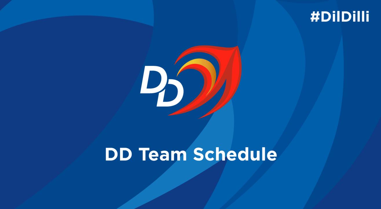 DD Match Schedule & Results: VIVO IPL 2018