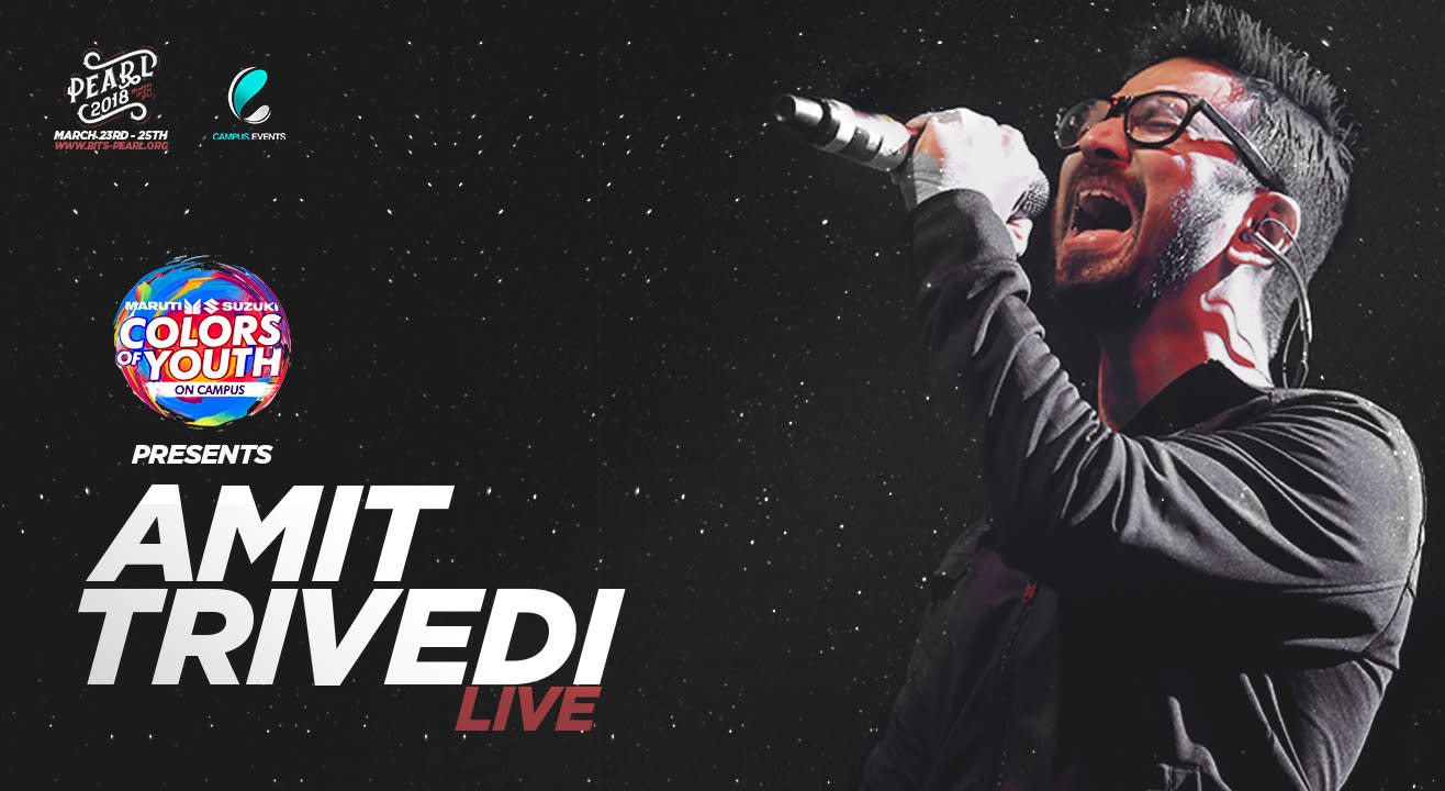 Amit Trivedi Live At BITS Pilani Hyderabad Campus