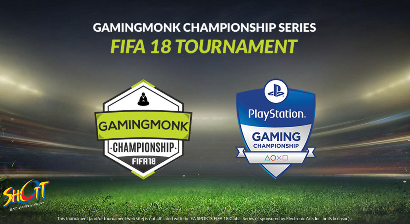 GamingMonk FIFA Tournament - Ahmedabad