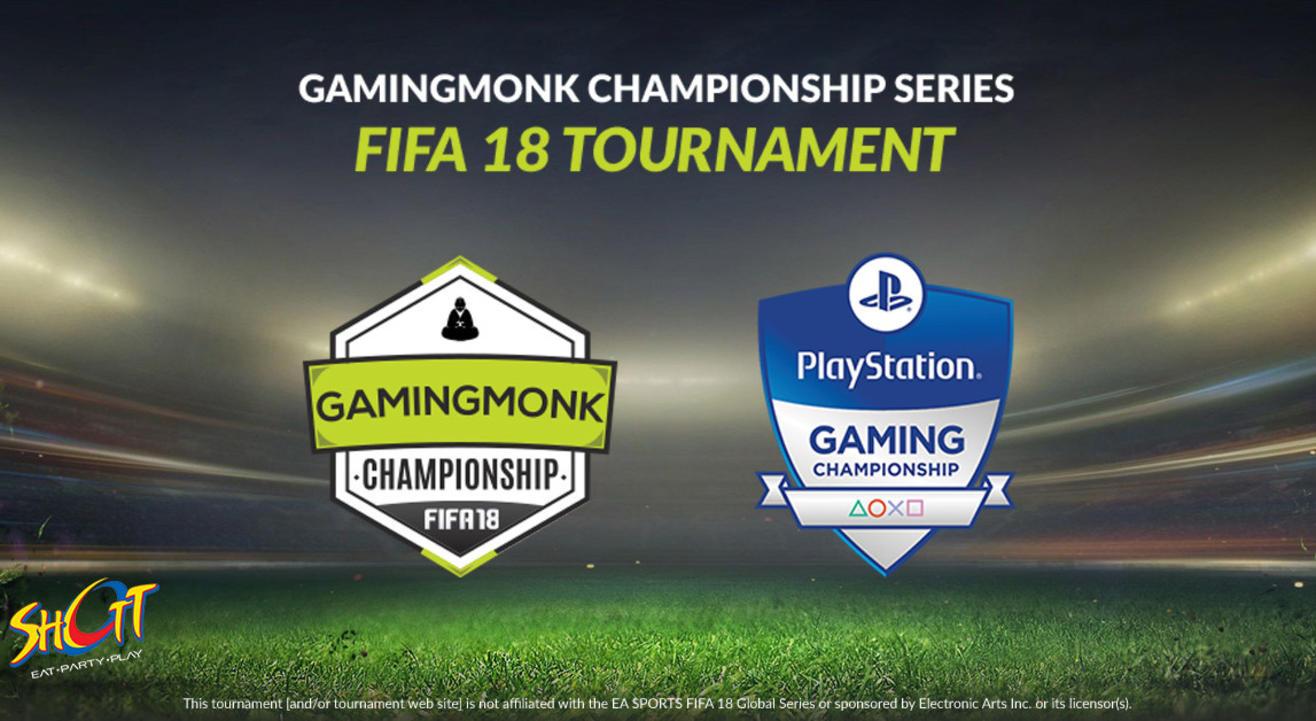 GamingMonk FIFA Tournament - Ahmedabad