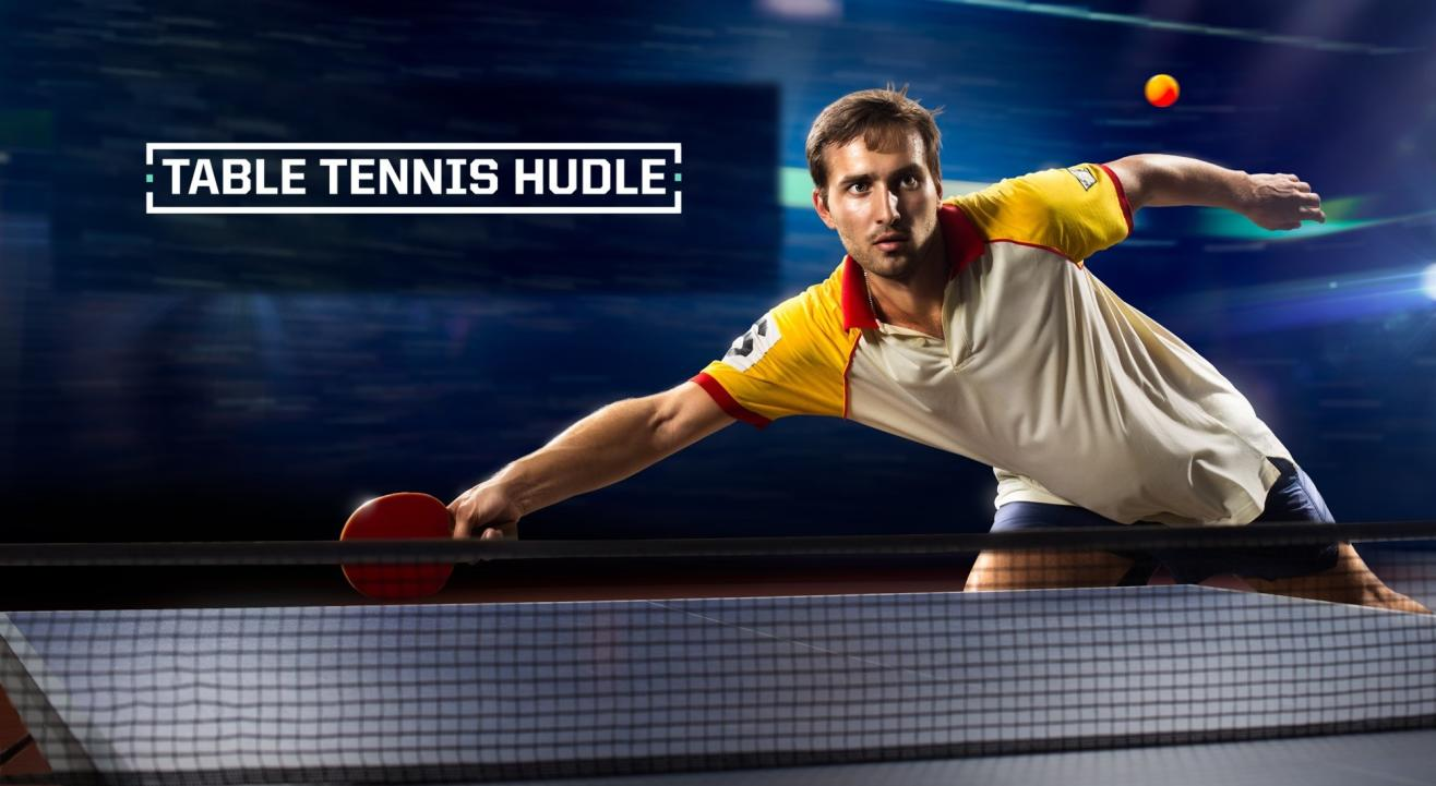Table Tennis Hudle