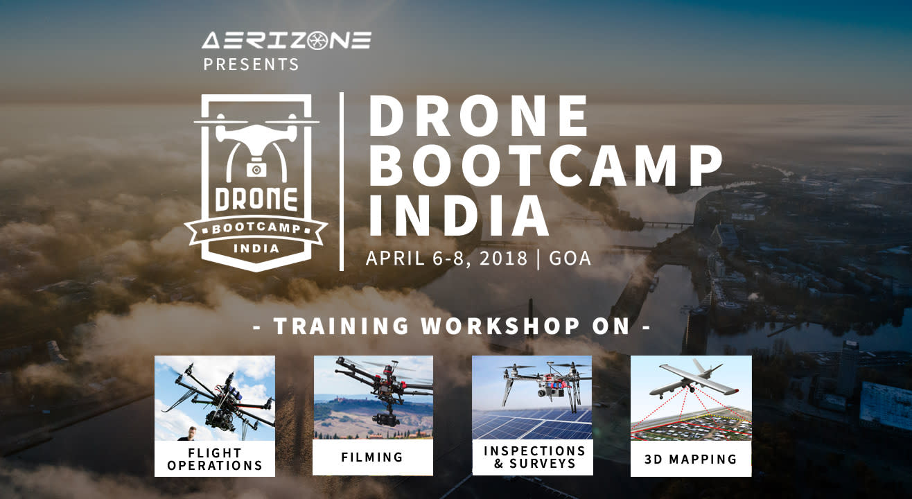 Drone Bootcamp India