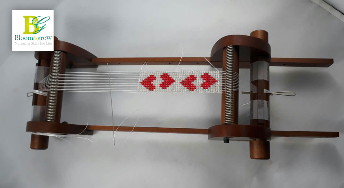 Bead Loom Workshop – A Beginner module