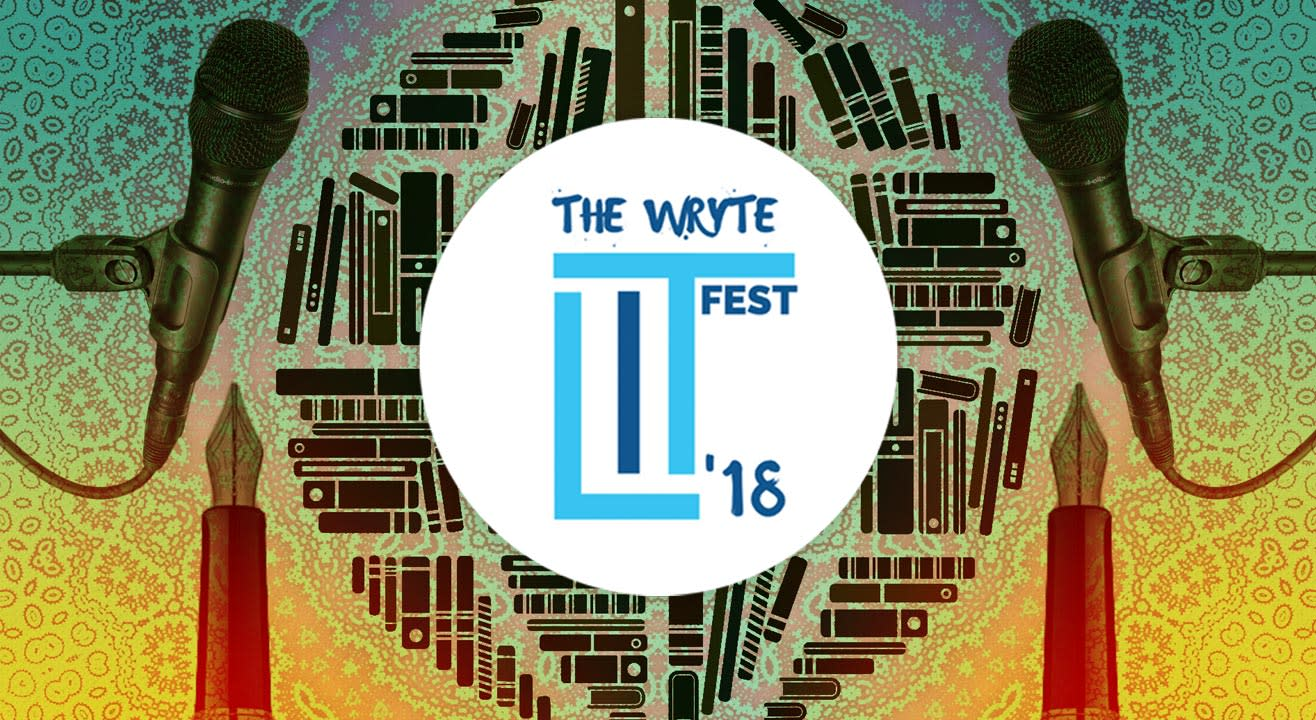 The Wryte Litfest '18