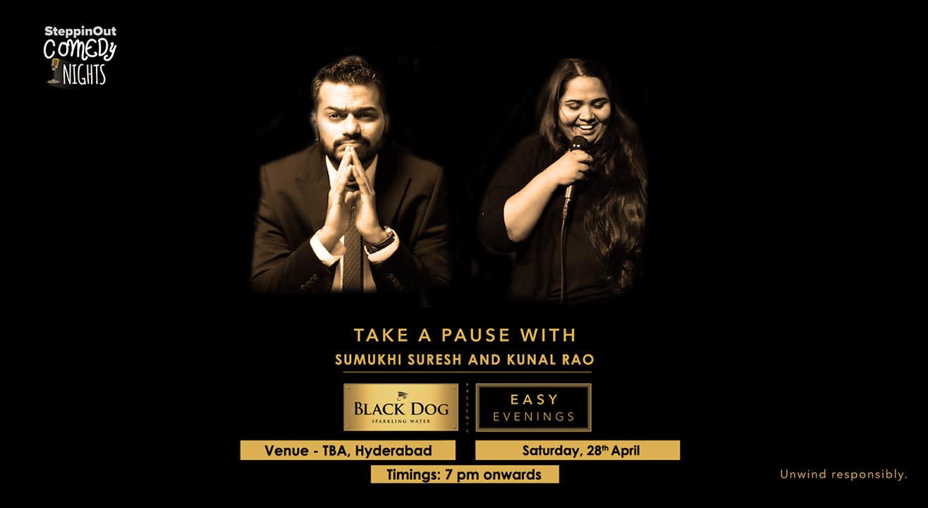 Black Dog Easy Evenings w/ Kunal Rao & Sumukhi Suresh