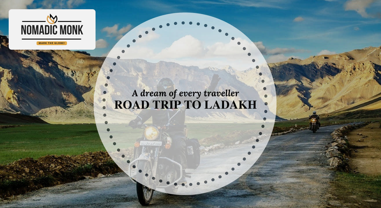 Road Trip To Ladakh- A Dream Of Every Traveler