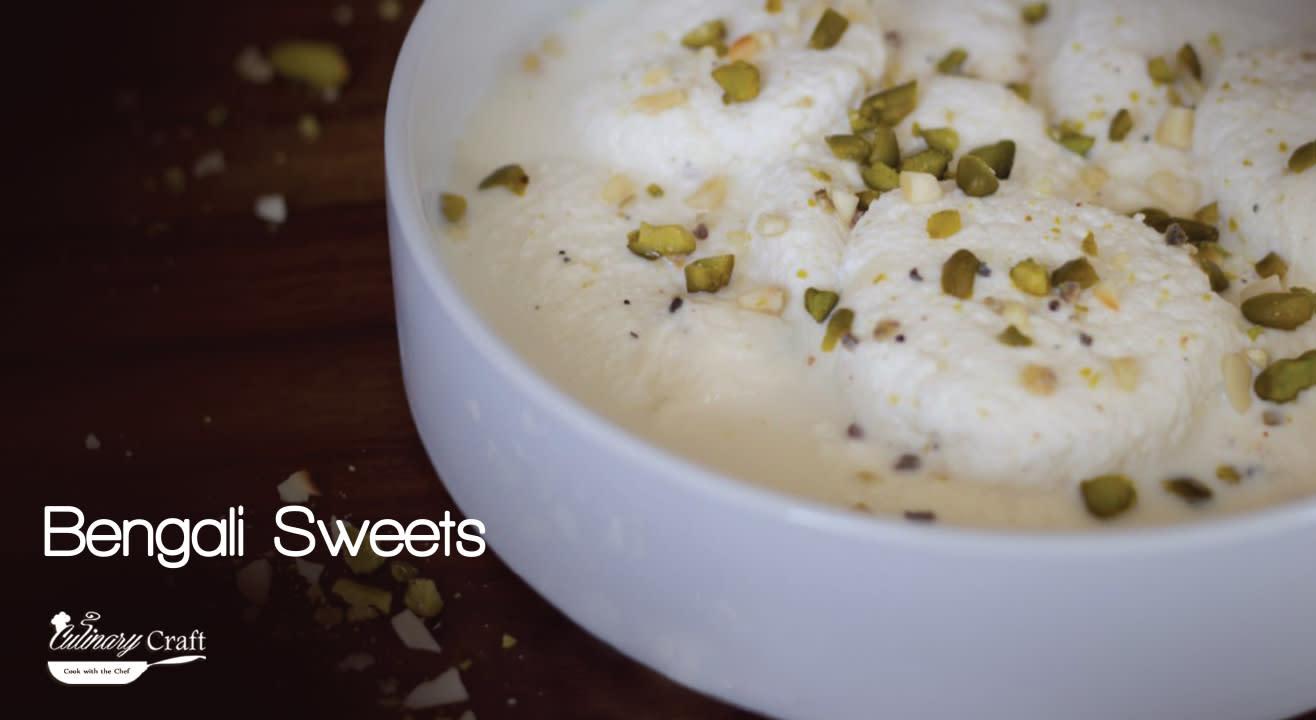 Bengali Sweets Class