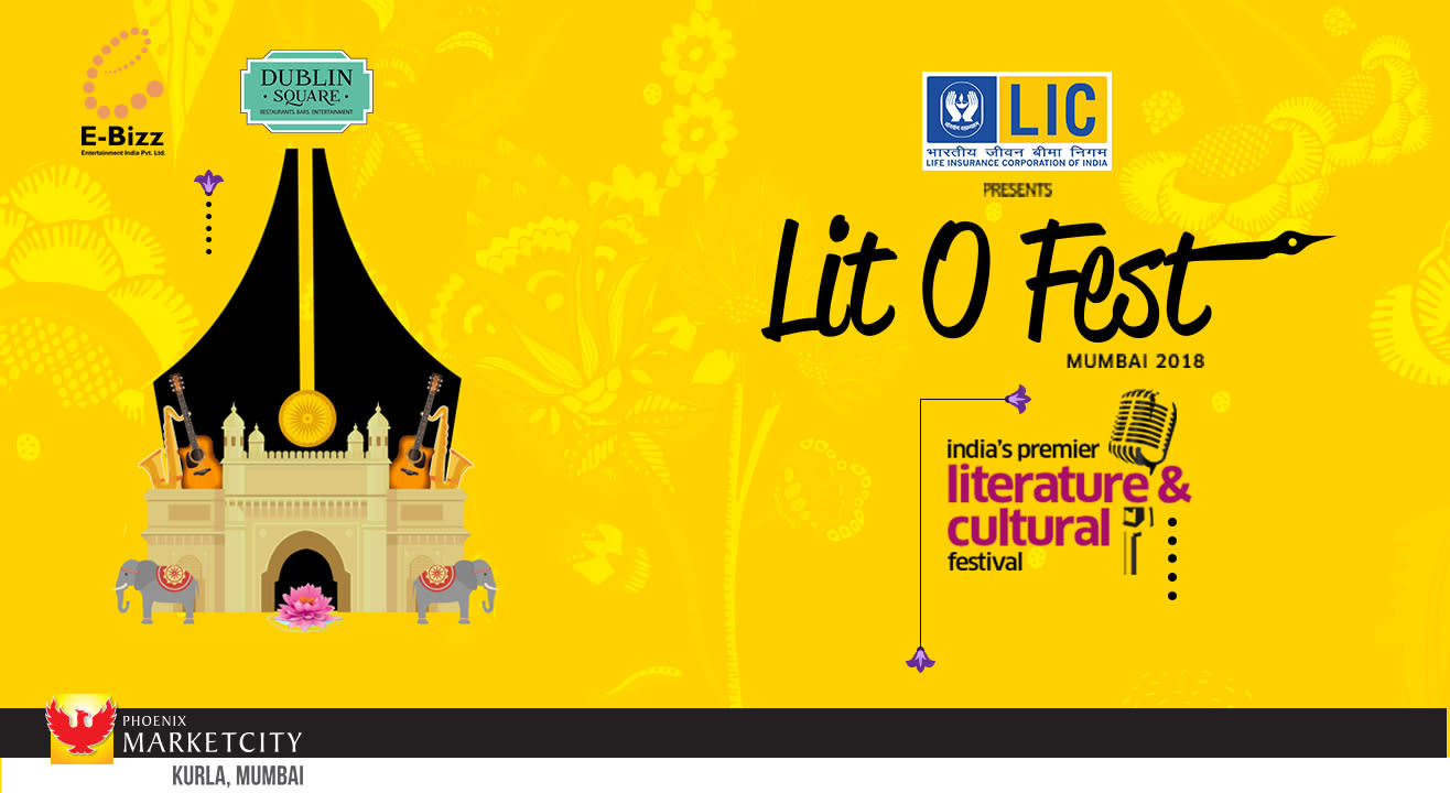Lit-O-Fest, 2018