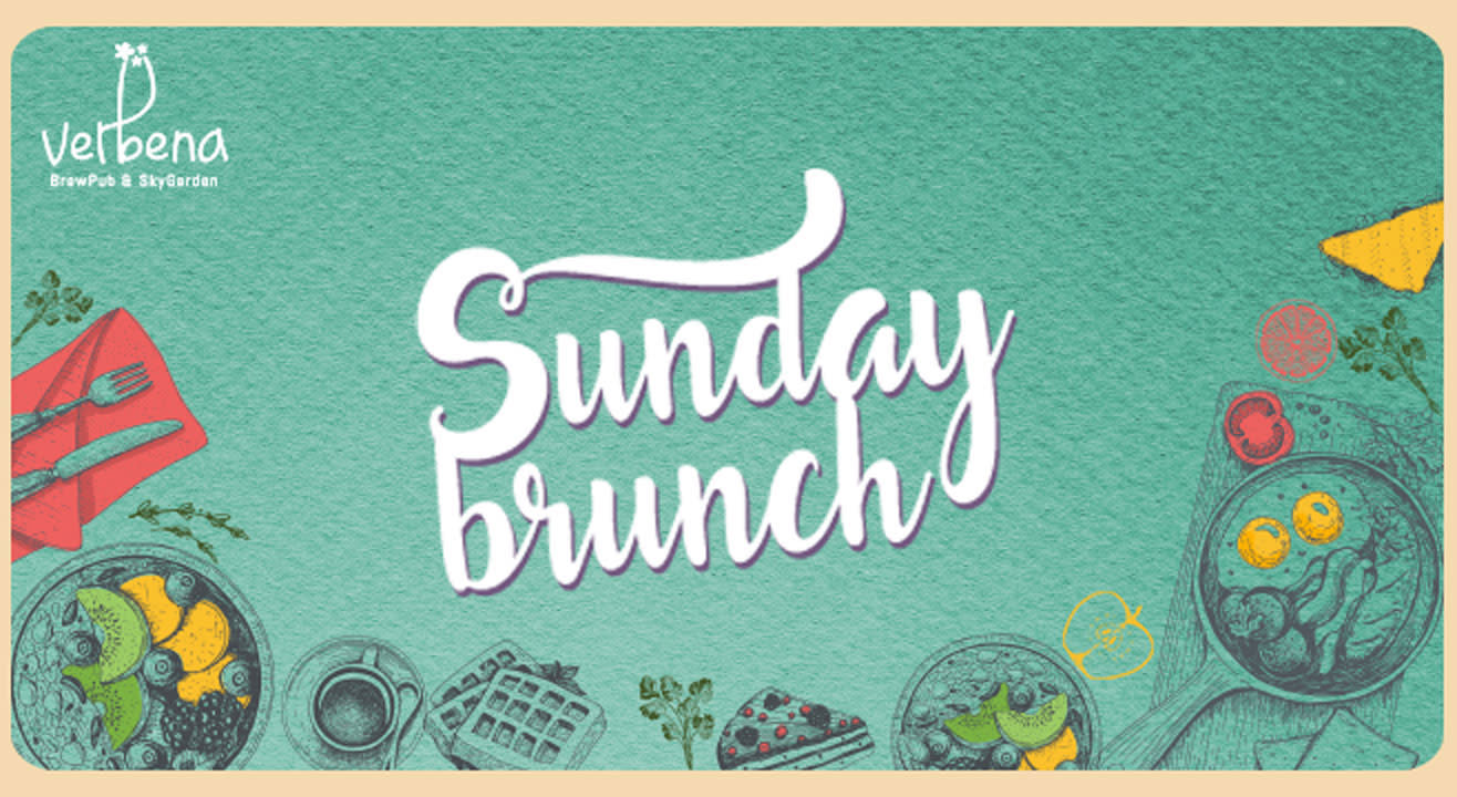 Verbena presents Sunday Brunch
