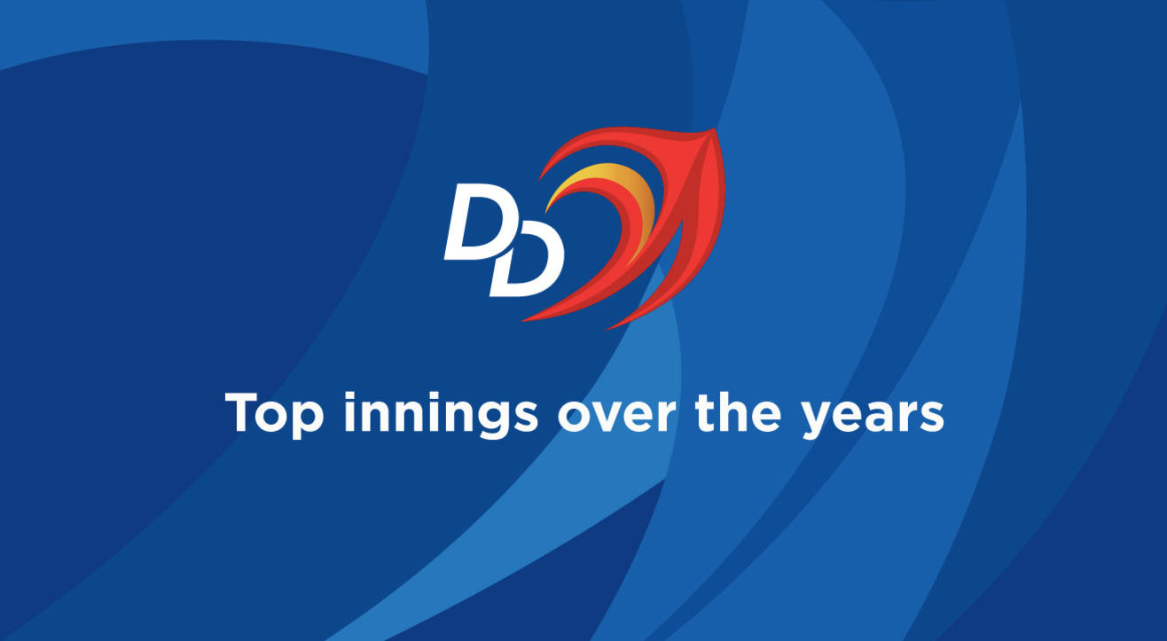 Some Of The Best Innings By DD Players In VIVO IPL History