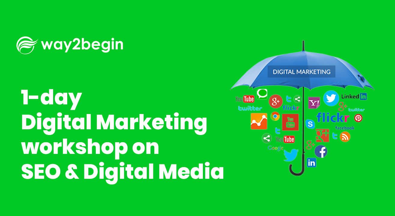 One - Day Digital Marketing workshop
