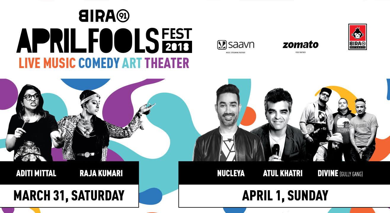 Bira 91 April Fools' Fest