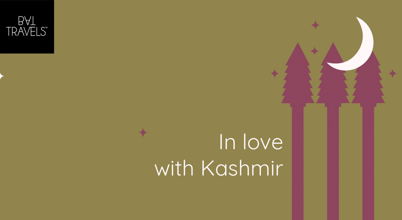 In Love with Kashmir