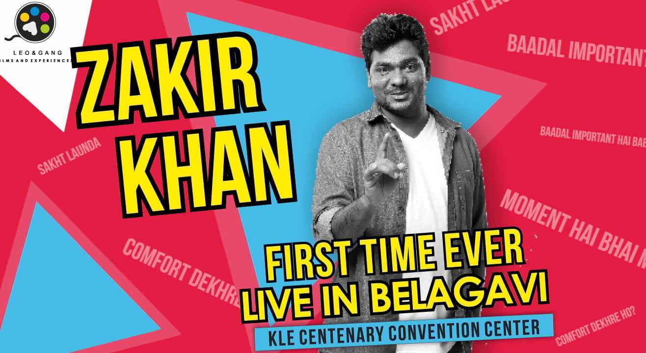 Zakir Khan Live, Belgaum