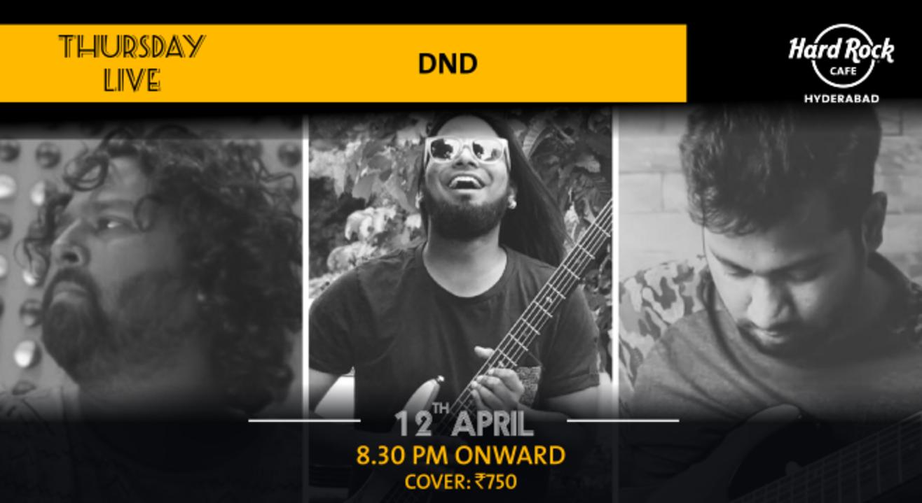 DND  - Thursday Live!