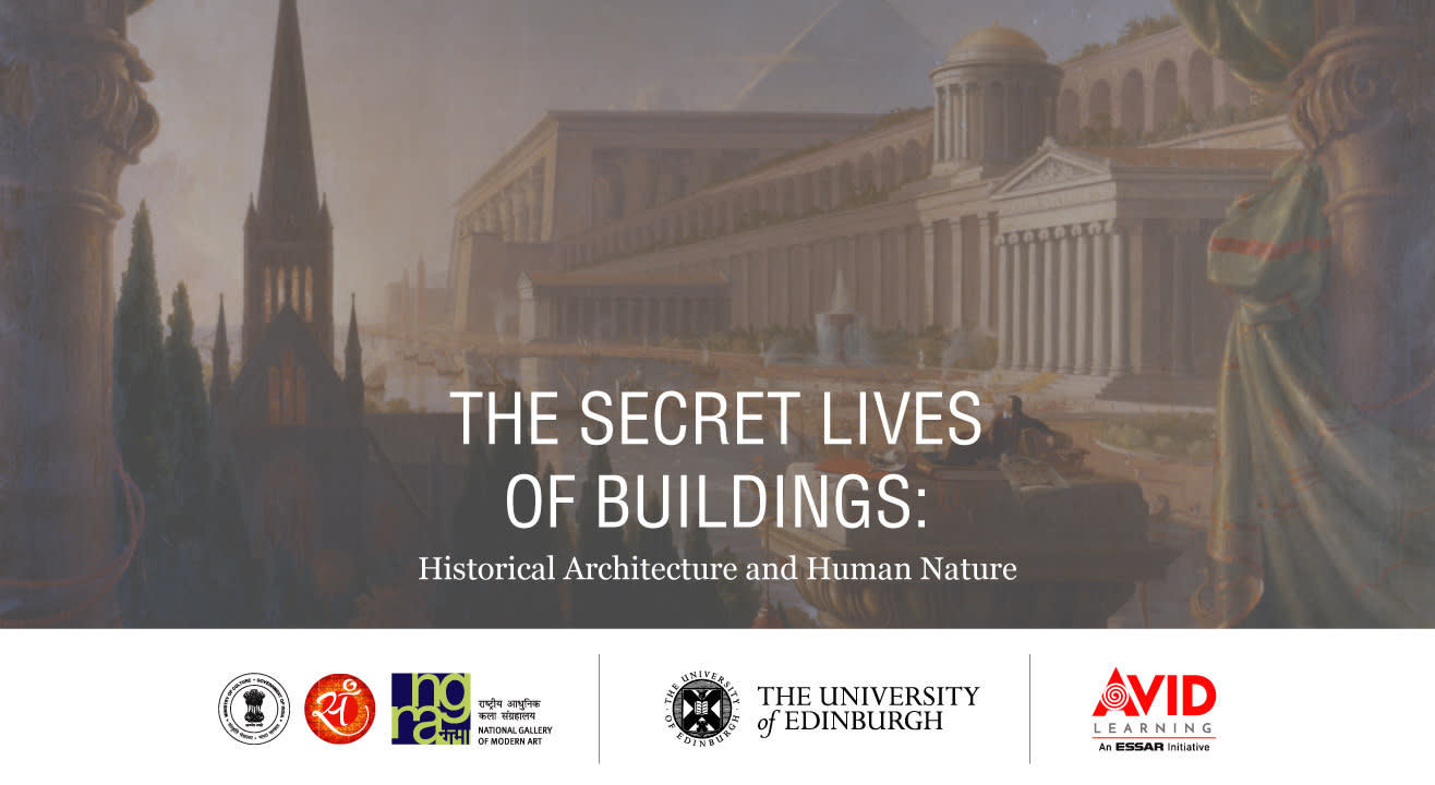 The Secret Lives of Buildings: Historical Architecture and Human Nature