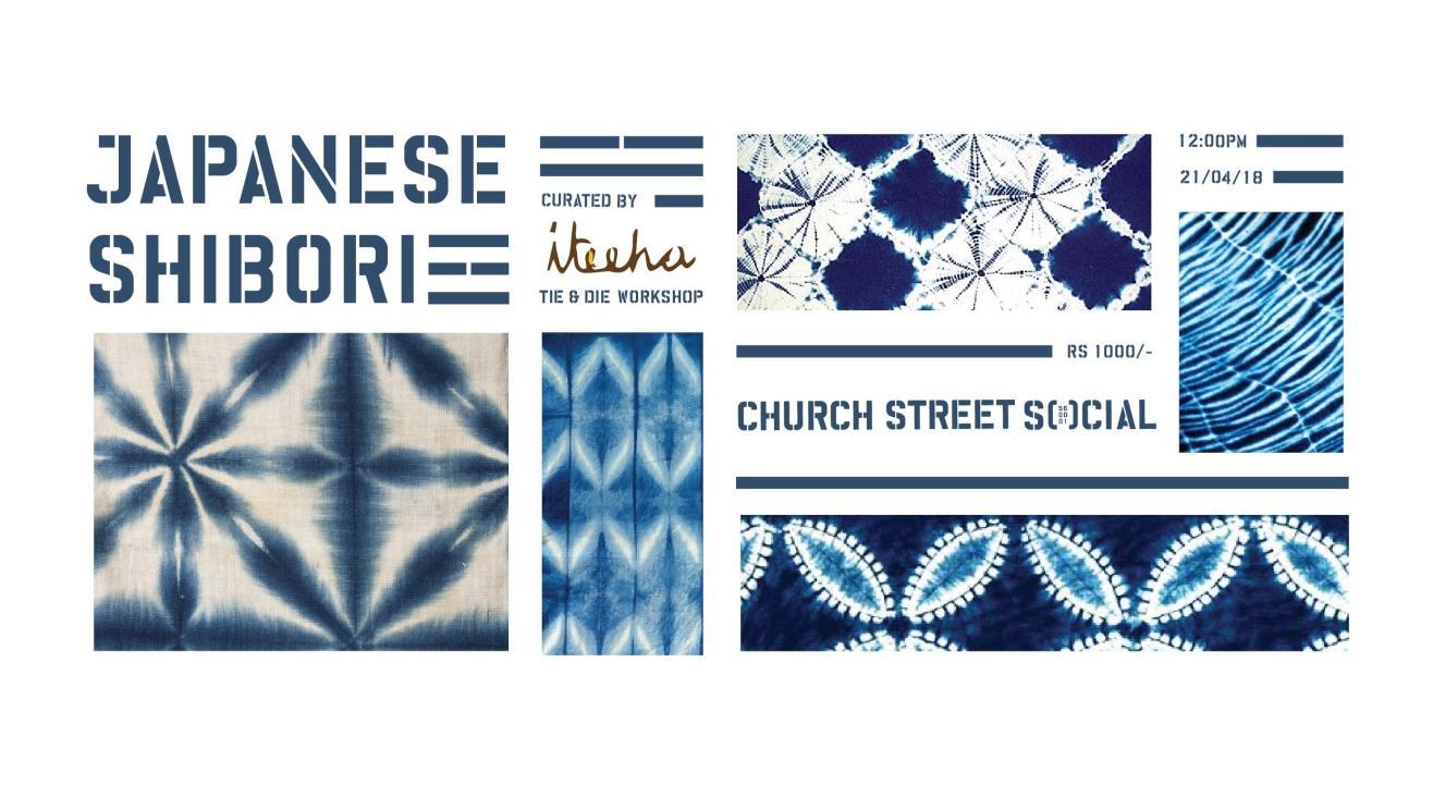 Shibori - Tie & Dye by Iteeha