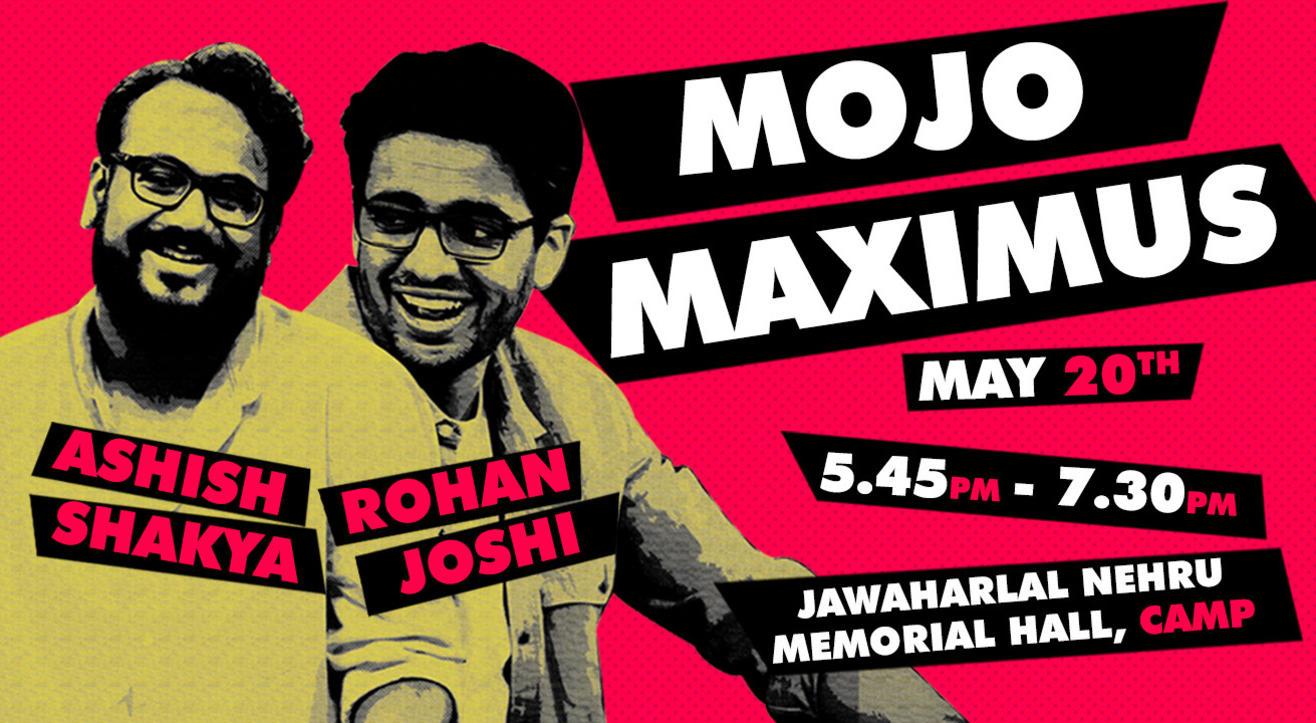 LOLStars ft Mojomaximus: Rohan Joshi & Ashish Shakya