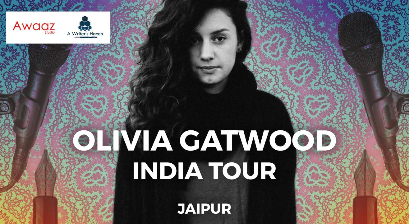 Olivia Gatwood India Tour: Jaipur