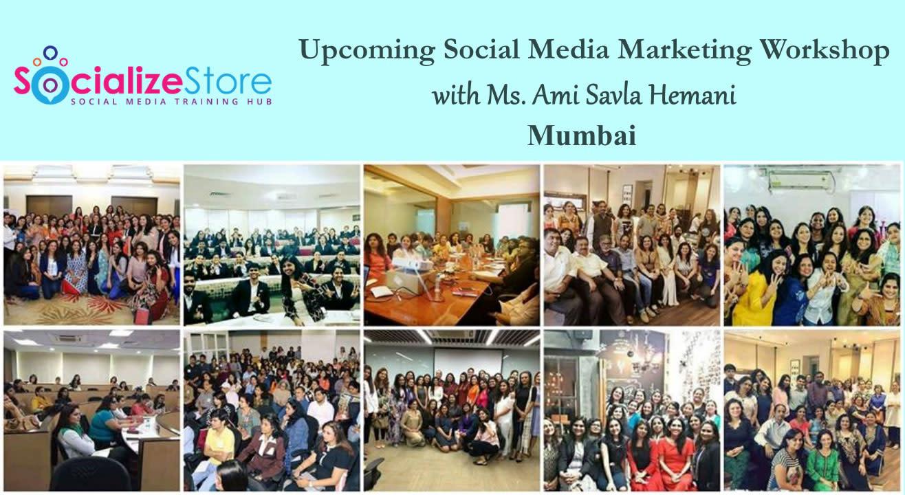Social Media Marketing Workshop, Andheri