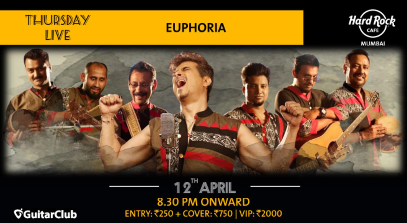 Euphoria - Thursday Live!