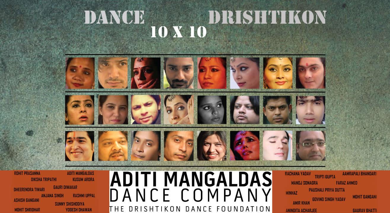 DANCE DRISHTIKON: 10X10