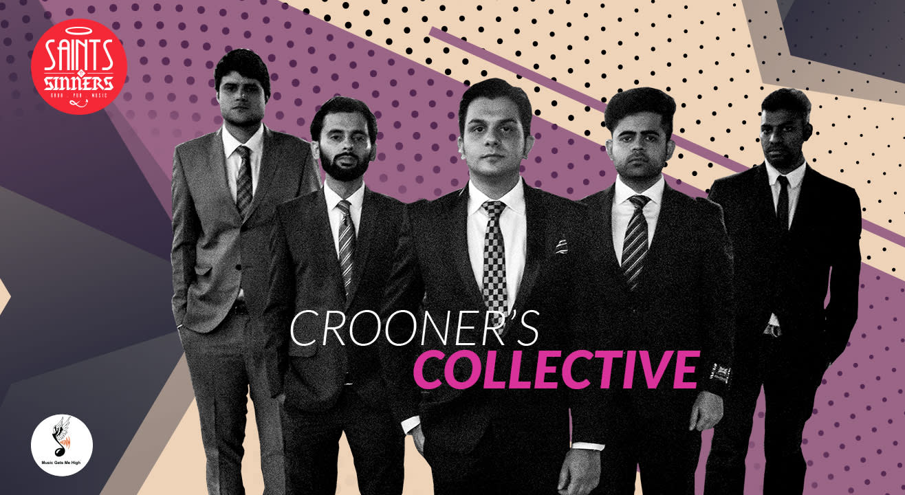 SNS live Brings you Crooners Collective