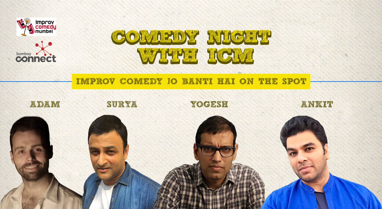 Comedy Night w/ Improv Comedy