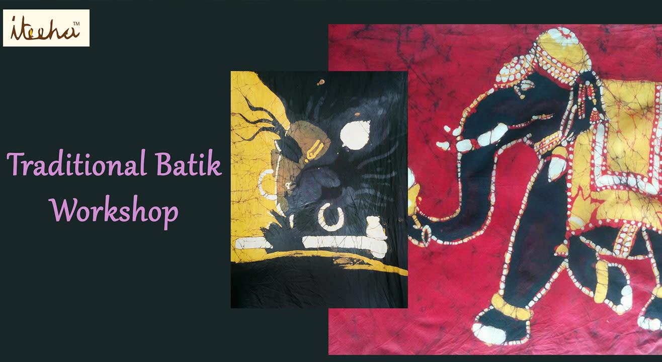Traditional Batik Workshop