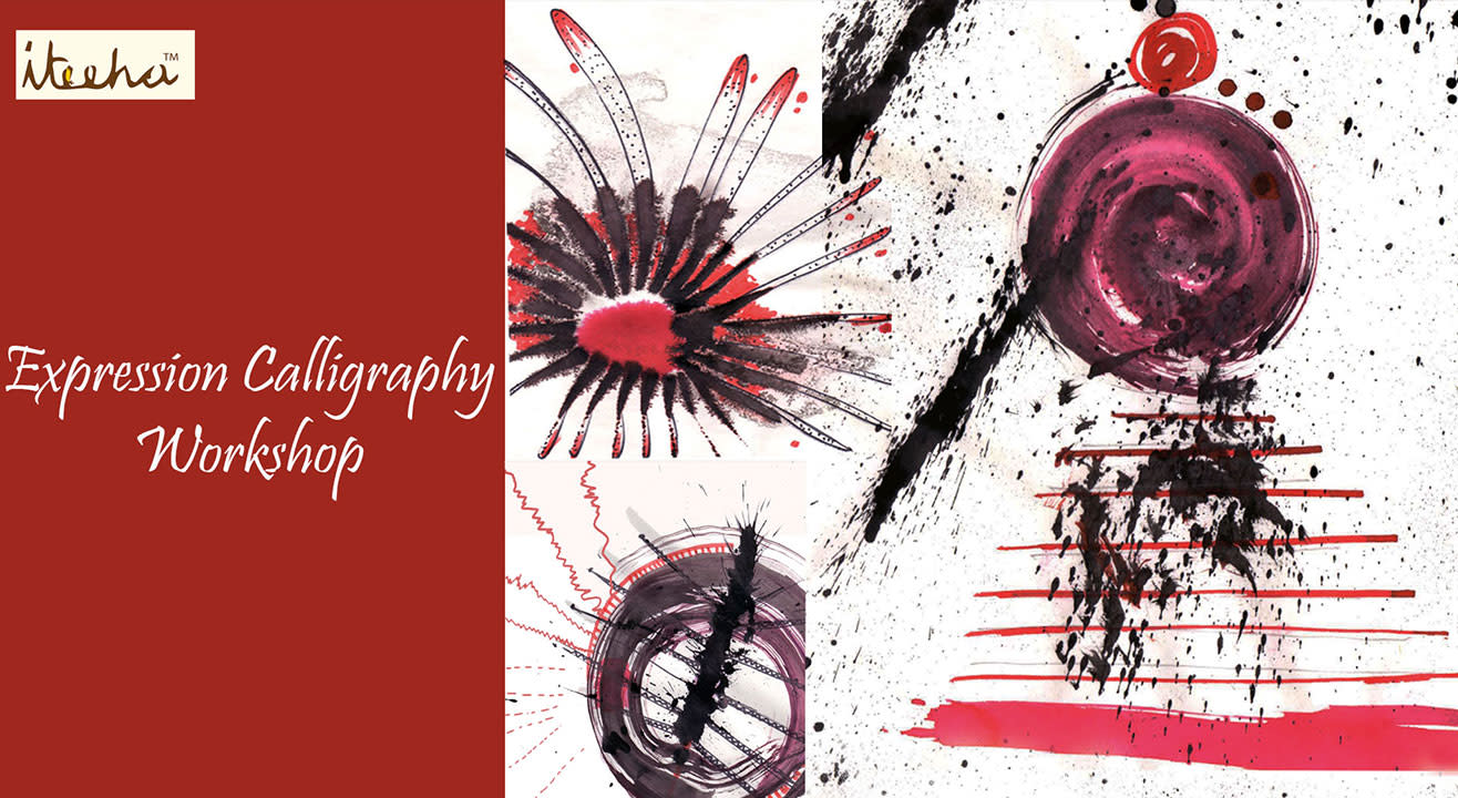 Expression Calligraphy Workshop