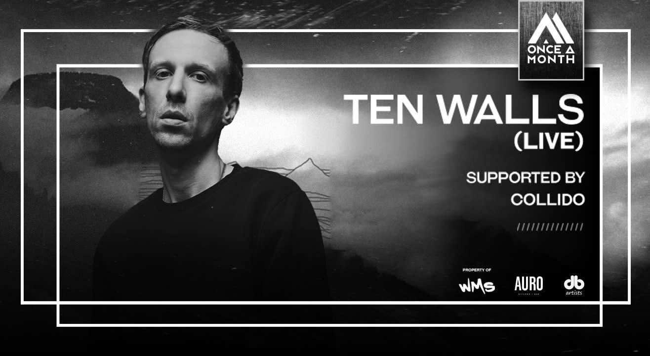 Once A Month ft. Ten Walls LIVE, Delhi