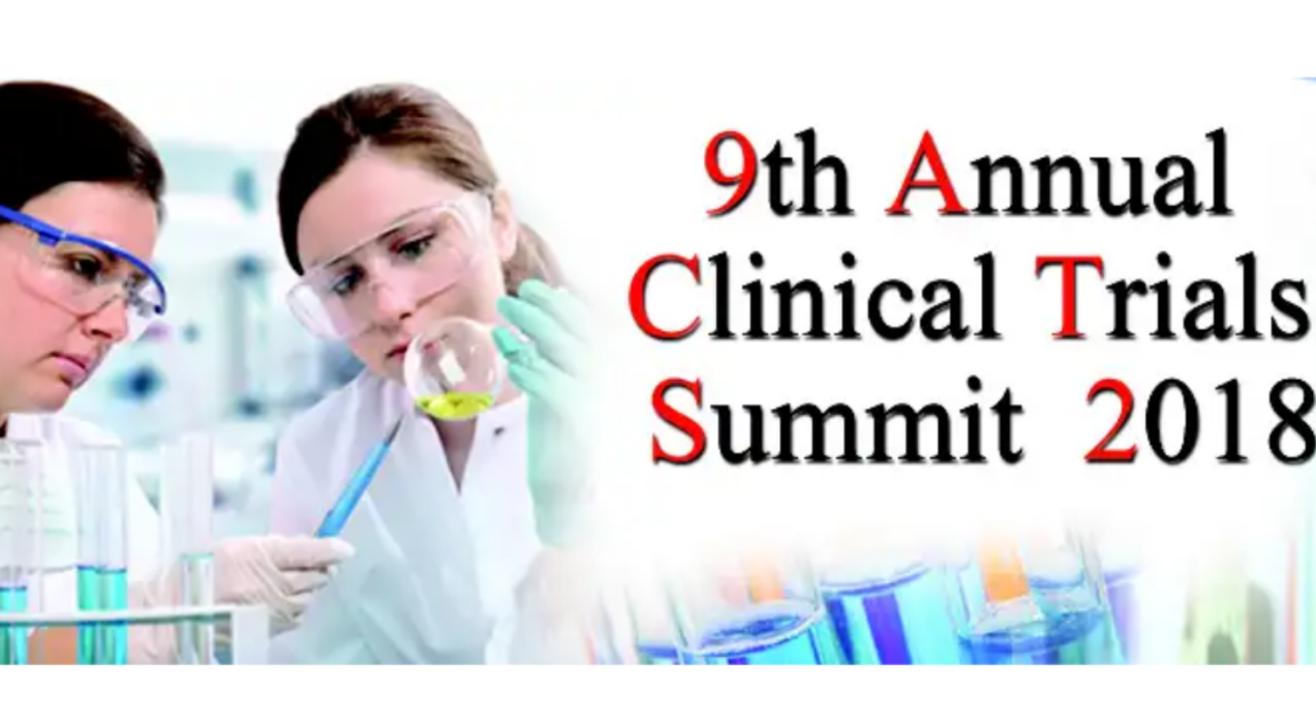 9th Annual Clinical Trials Summit 2018