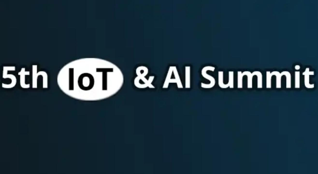 5th IoT & AI Summit 2018