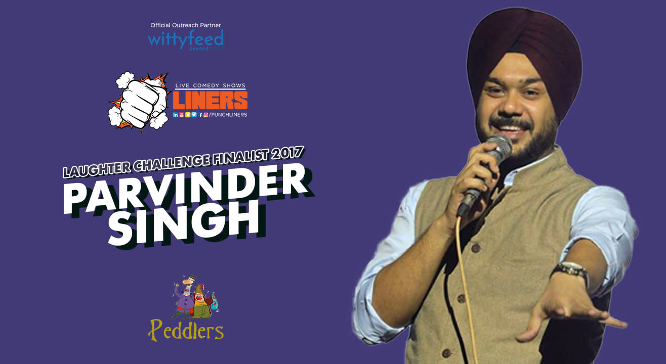 Punchliners: Standup Comedy Show ft. Parvinder Singh Live in Ludhiana