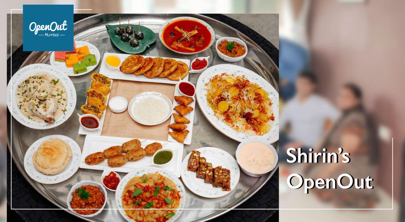 Shirin's Bombay Bohri Thaal Experience