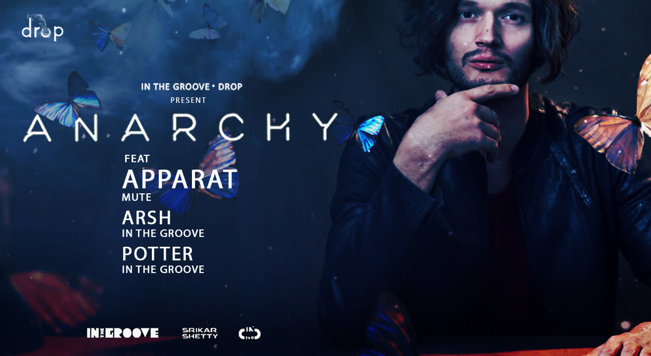 Anarchy Ft. Apparat, Arsh & Potter