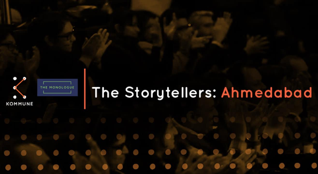 The Storytellers: Ahmedabad