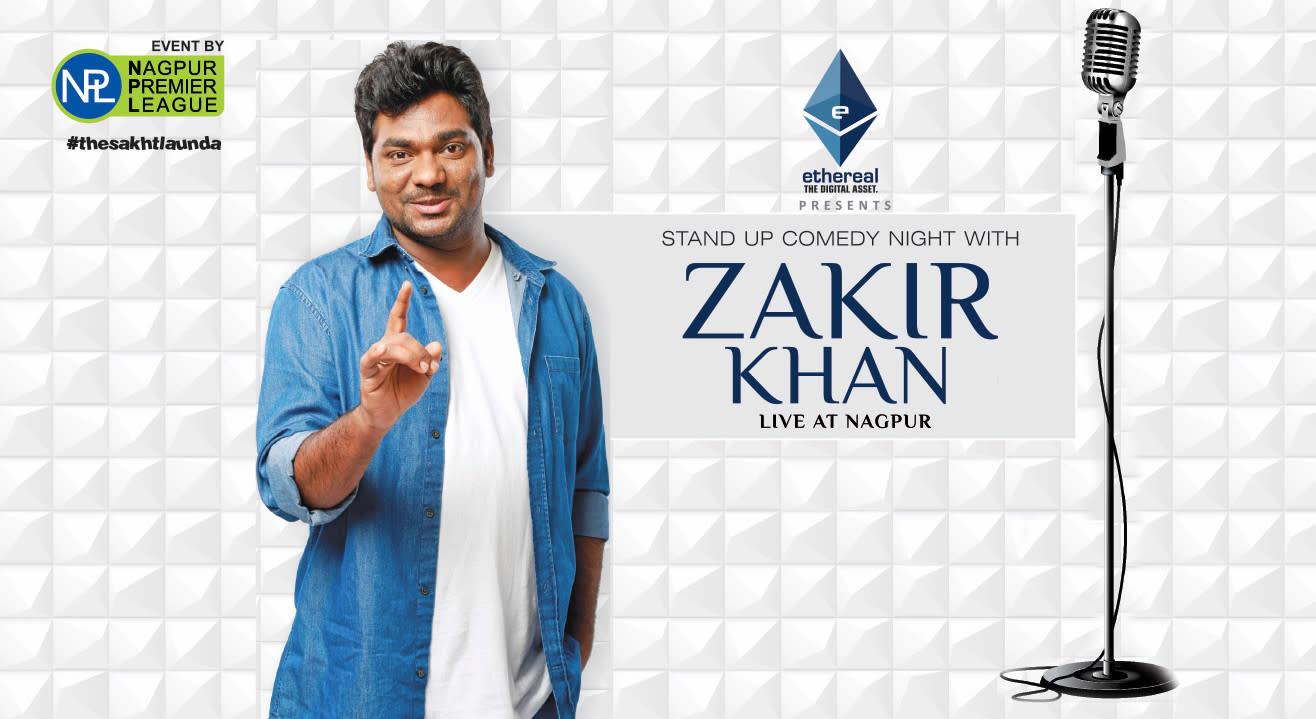 Zakir Khan Live, Nagpur