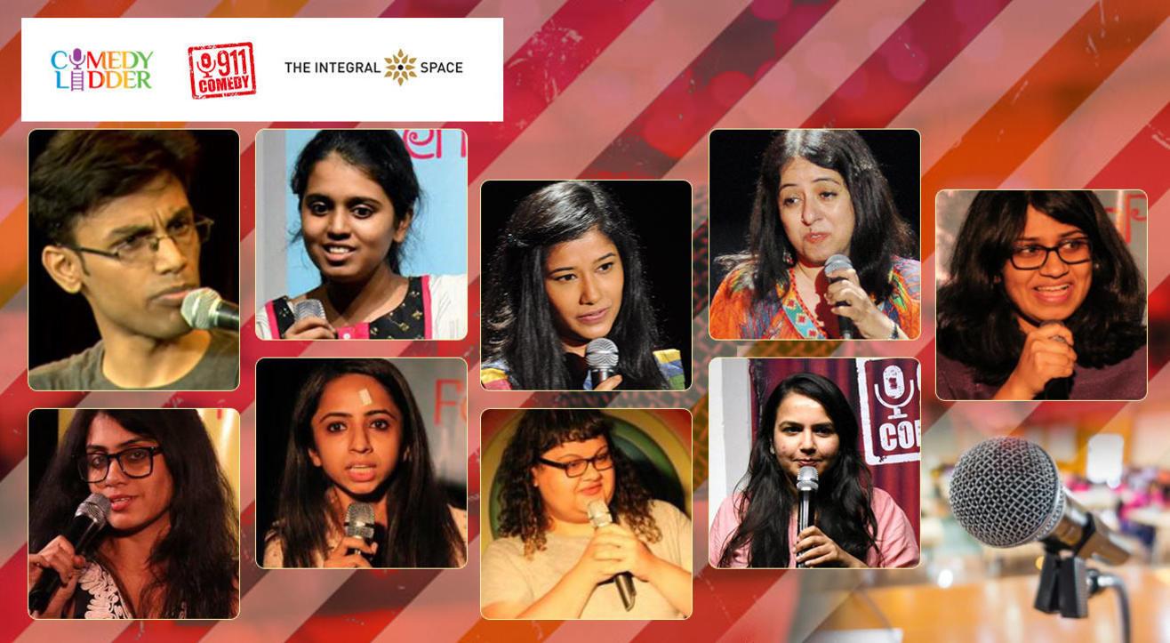 911 Comedy Ft. Biswa Kalyan Rath, Sonali Thakker & more!