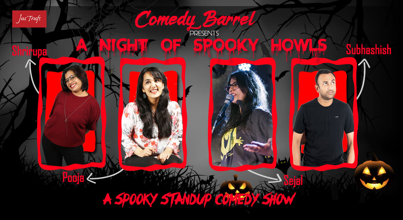 A Night Of Spooky Howls