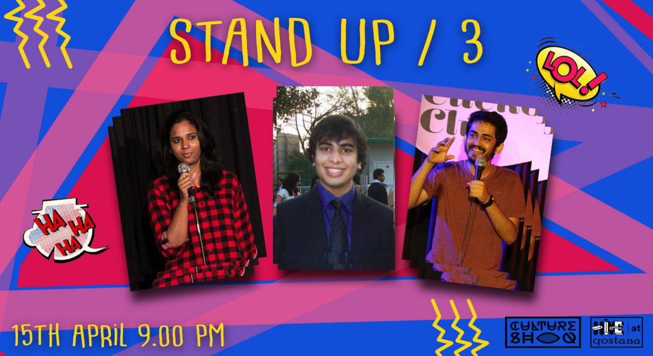 Stand Up / 3