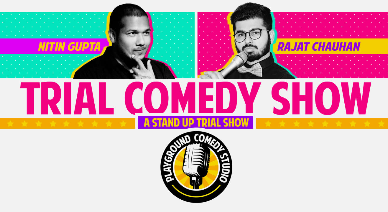 Trial Comedy Show, A Standup Trial Show