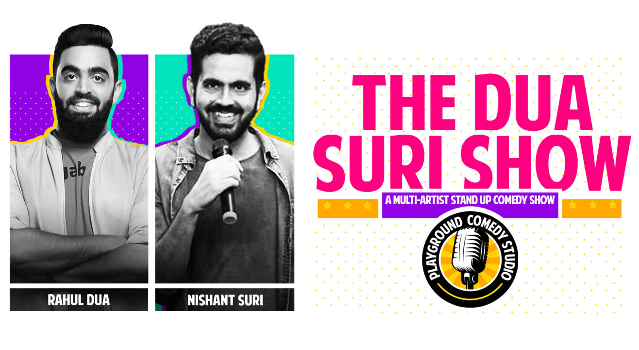 The Dua Suri Show, A Multi-Artist Stand Up Comedy Show