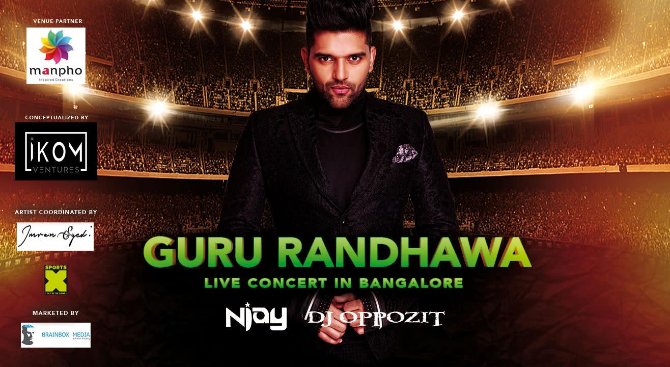 Guru Randhawa Live Concert